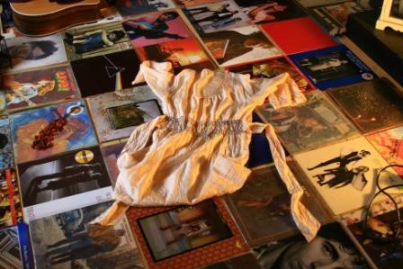 Silk on Vinyl