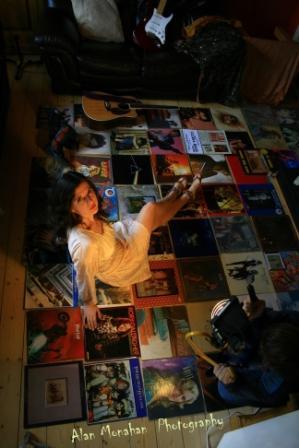 Clara Rose on Vinyl